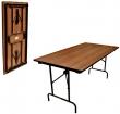 16 ДМ 157-75 ртп - складной стол 16 ДМ