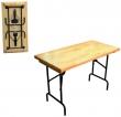 30 РС 126-77 пнд - стол для кафе складной