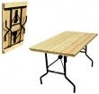 30 РС 127-76 пнд - стол для кафе раскладной