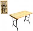 30 РС 127-77 пнд - раскладной стол для кафе