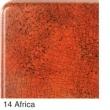 Africa - Топалит Африка
