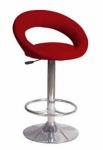 HY 300 red - высокий стул для бара хокер