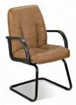 Танго CFLB - кресло кожаное для совещаний