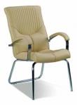 Гермес CFA LB хром - кресло для конференций