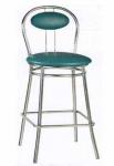 Тициано - барный стул высокий(хокер)