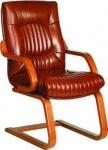 Фаворит CFLB - конференц  кресло кожаное