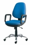 Комфорт GTP хром - кресло для офиса