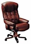Принцесс - кресло кожаное