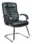 Орион хром СF LB - конференц кресло(кожа)