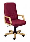 Менеджер экстра - кресло кожаное
